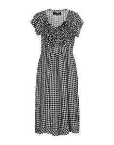 Платье до колена Tricot Comme des GarÇons
