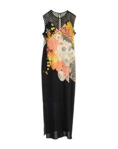 Длинное платье Dries Van Noten