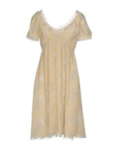Платье до колена Derek Lam