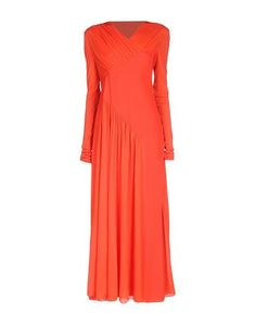 Длинное платье Emilio Pucci