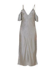 Платье длиной 3/4 T by Alexander Wang