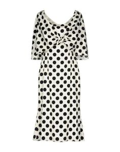 Платье до колена Dolce & Gabbana