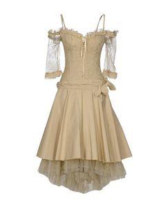 Платье длиной 3/4 XS Milano