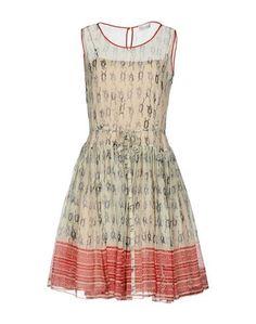 Платье до колена RED Valentino