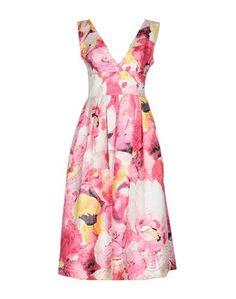 Платье длиной 3/4 Ki6? WHO ARE You?