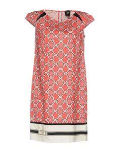 Короткое платье Class Roberto Cavalli