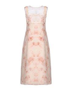 Платье длиной 3/4 Calvin Klein Collection