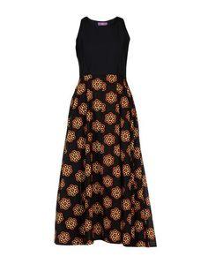 Длинное платье YS Yohji Yamamoto