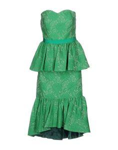 Платье до колена Christian Pellizzari