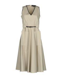 Платье до колена Piazza Sempione