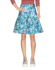 Джинсовая юбка Michael Kors Collection