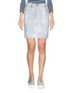 Джинсовая юбка Love Moschino