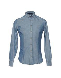 Джинсовая рубашка Liberty Rose