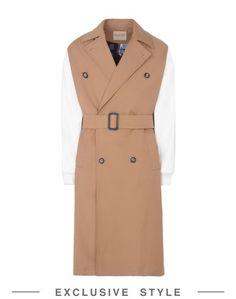 Легкое пальто Beyond Closet x Yoox