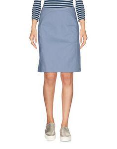 Джинсовая юбка Jil Sander Navy