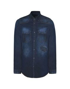 Джинсовая рубашка Edwa