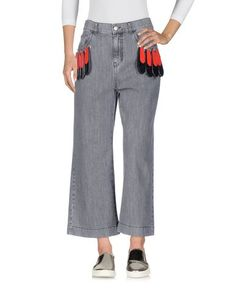 Джинсовые брюки-капри Au Jour Le Jour