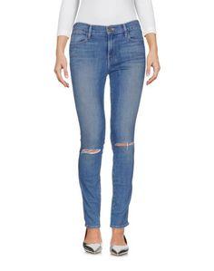 Джинсовые брюки Frame Denim