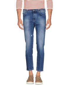 Джинсовые брюки-капри Michael Coal