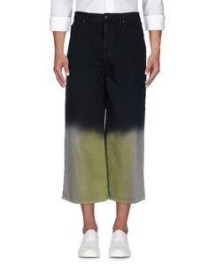 Джинсовые брюки-капри J.W.Anderson