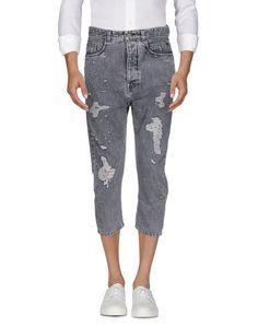 Джинсовые брюки Overcome