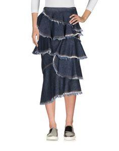Джинсовая юбка Antonio Marras