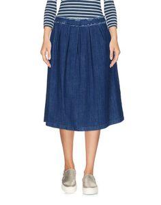 Джинсовая юбка MAX & CO.