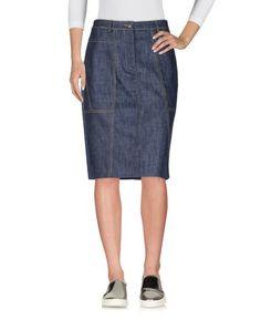 Джинсовая юбка Derek Lam