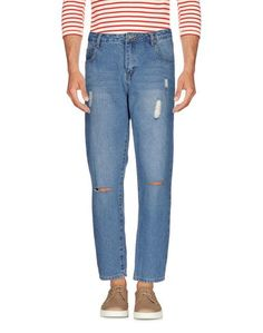 Джинсовые брюки Scout