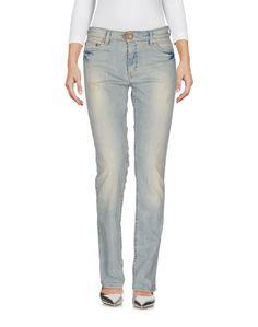 Джинсовые брюки Plein SUD Jeanius