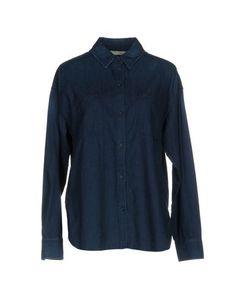 Джинсовая рубашка Vince