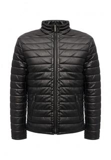 Куртка кожаная Colins