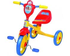 Велосипед трехколесный 1Тoy «Щенячий патруль»