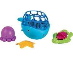 Игровой набор для ванны Oball «Морские друзья»