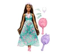 Кукла Barbie «Принцессы с волшебными волосами» в ассортименте