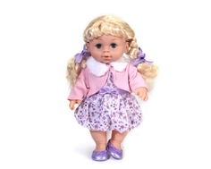 Кукла Карапуз «Полина», 30 см