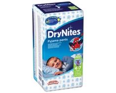 Трусики Huggies DryNites для мальчиков 4-7 лет (17-30 кг) 10 шт.