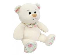 Мягкая игрушка СмолТойс «Медвежонок Тедди» бежевый, 30 см