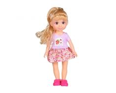 Кукла YAKO в розовом наряде