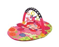 Развивающий коврик Ути Пути «Цветочная принцесса»