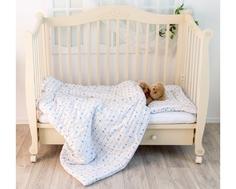 Комплект в кроватку Li-Ly «Игрушки» подушка + одеяло Kupu Kupu