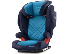 Автокресло Recaro «Monza Nova 2 SeatFix» 15-36 кг Xenon Blue