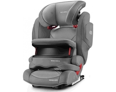 Автокресло Recaro «Monza Nova IS SeatFix» 9-36 кг Aluminum Grey