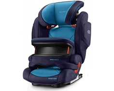 Автокресло Recaro «Monza Nova IS SeatFix» 9-36 кг Xenon Blue