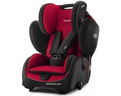Автокресло Recaro «Young Sport Hero» 9-36 кг Racing Red