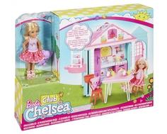 Игровой набор Barbie «Домик Челси»