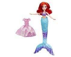 Кукла Disney Princess «Принцесса Ариель», превращается из Русалки в девушку