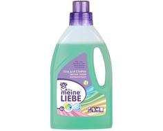 Средство для стирки Meine Liebe концентрат для цветных тканей 800 мл
