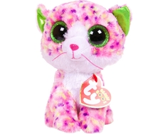 Мягкая игрушка TY Beanie Boos «Котенок Sophie» 15 см