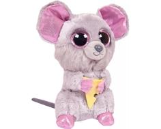 Мягкая игрушка TY Beanie Boos «Мышонок Squeaker» 15 см